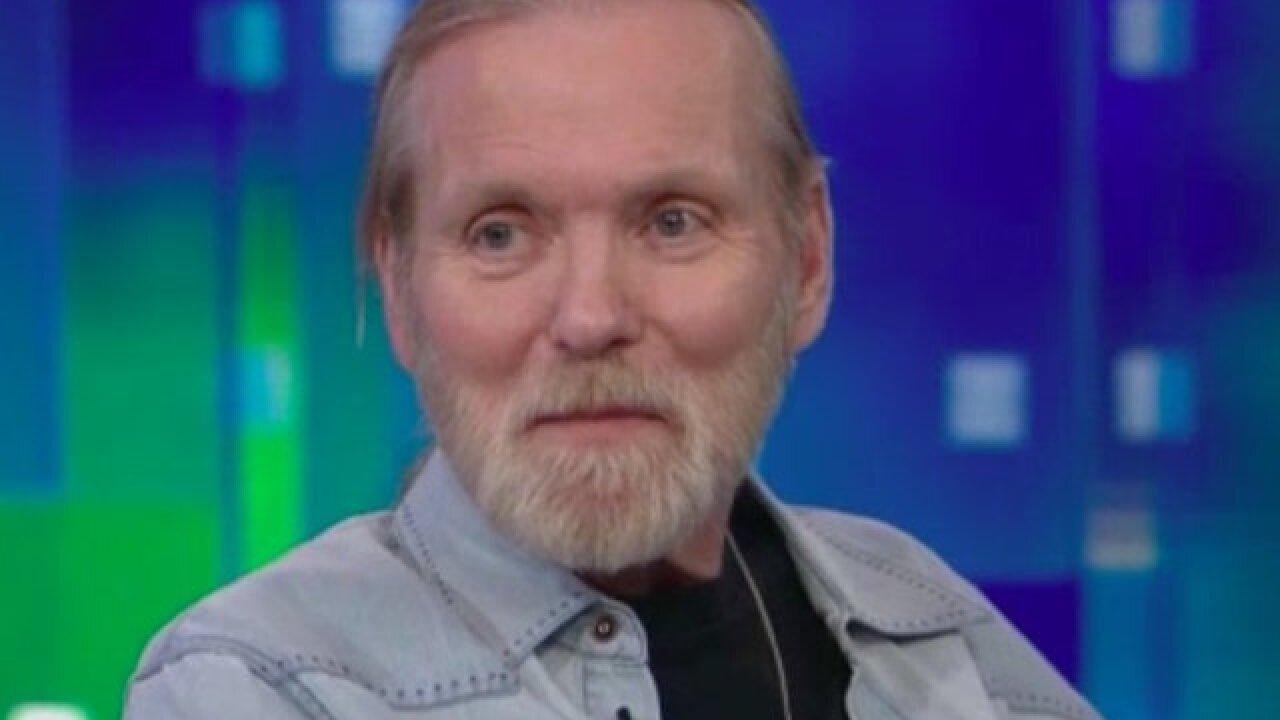 Publicist: Music legend Gregg Allman has died