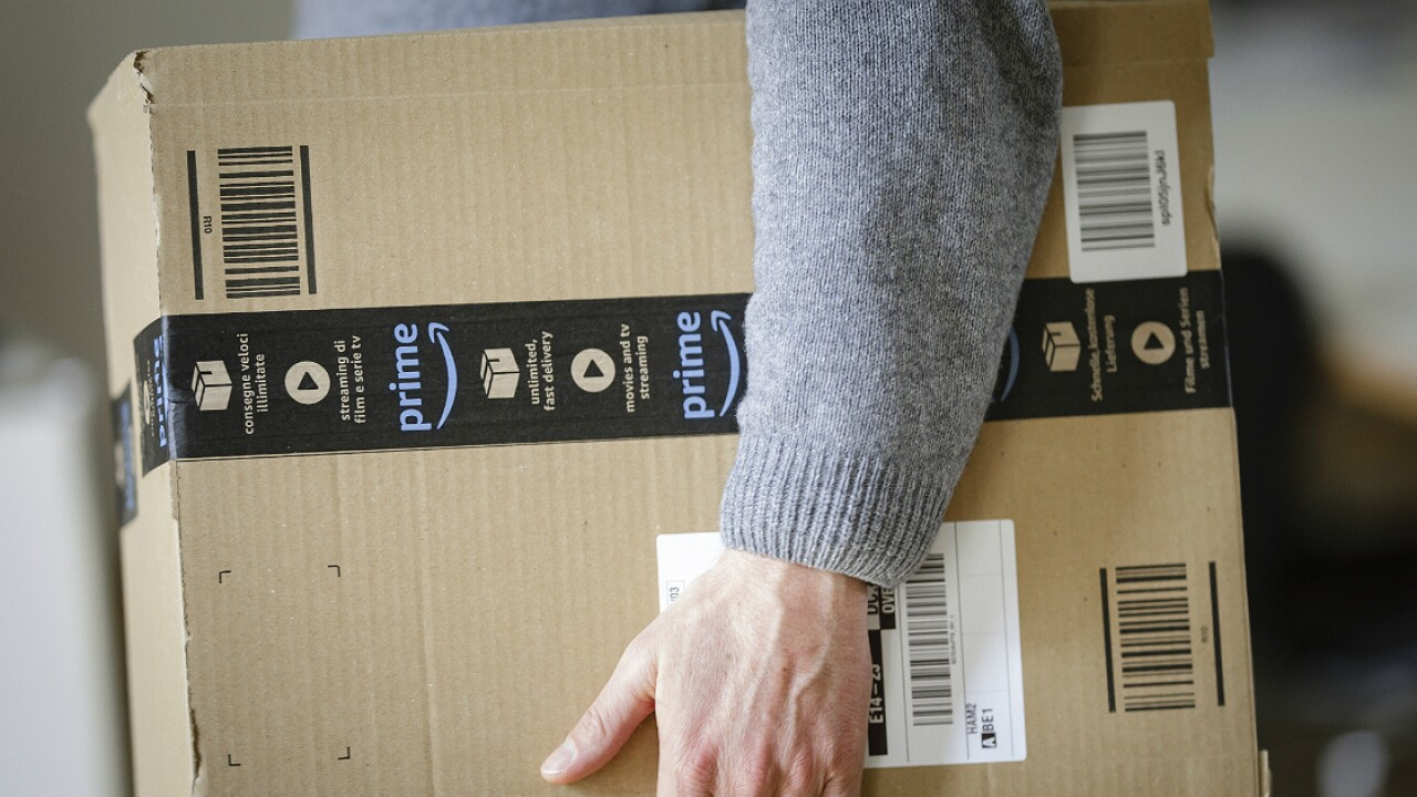 Amazon is spending $800 million to make free one-day shipping standard for Prime