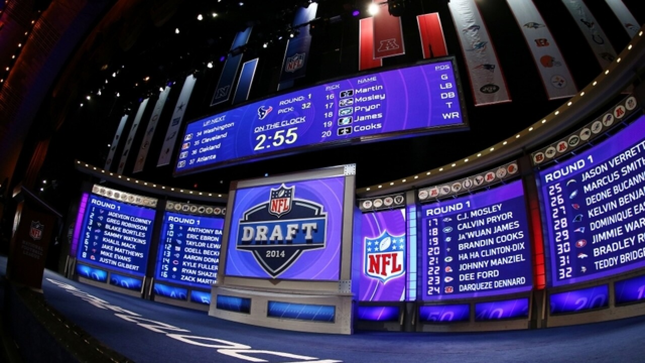 What to look for in the 2018 NFL Draft