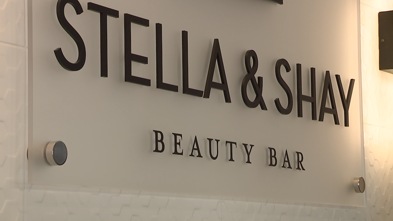Stella and Shay Beauty Bar rising above pandemic challenges, opening new location