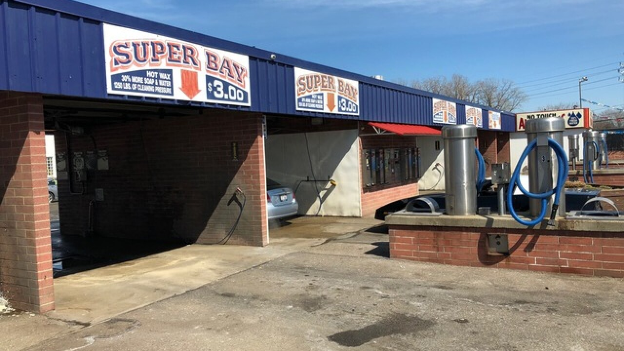 Man repeatedly overcharged for car washes