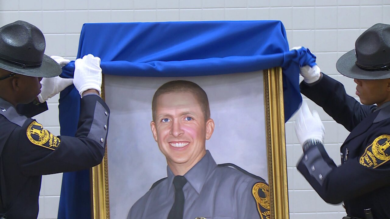Father of slain VSP trooper: 'I haven't went a day without shedding atear'