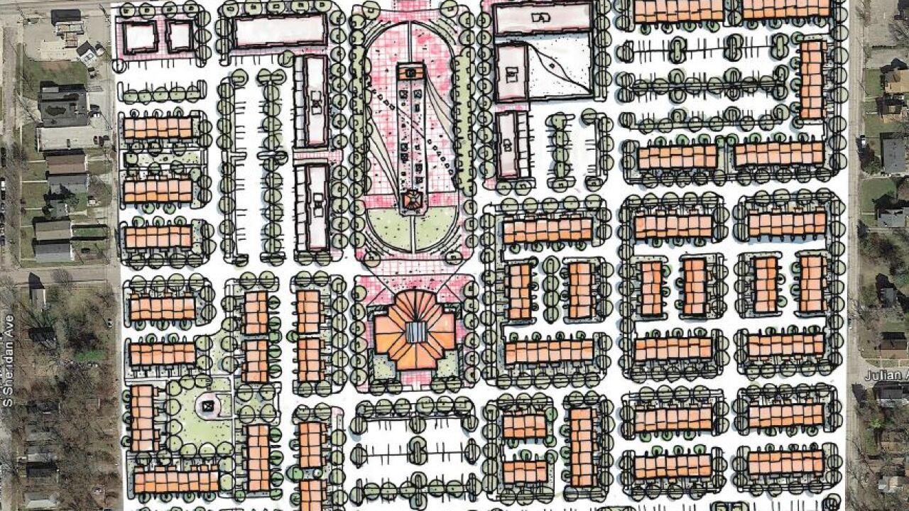 redesign plans for irvington plaza.JPG