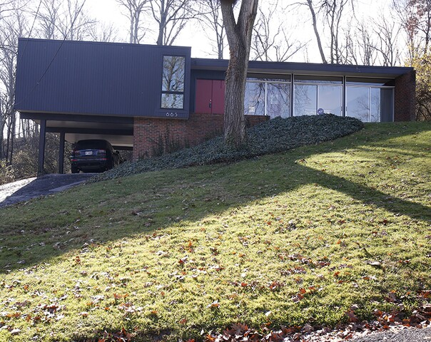 Home Tour: A vintage mid-century modern in the heart of Clifton