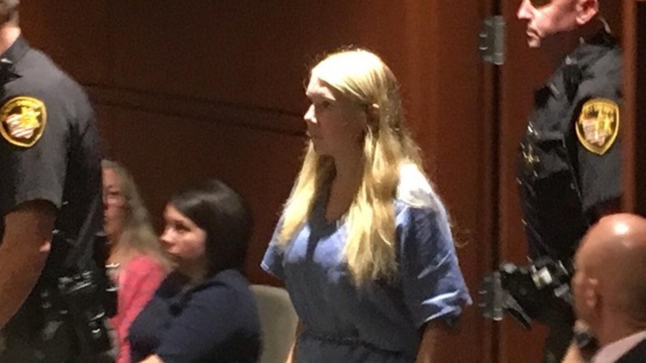 Brooke 'Skylar' Richardson due in court Monday