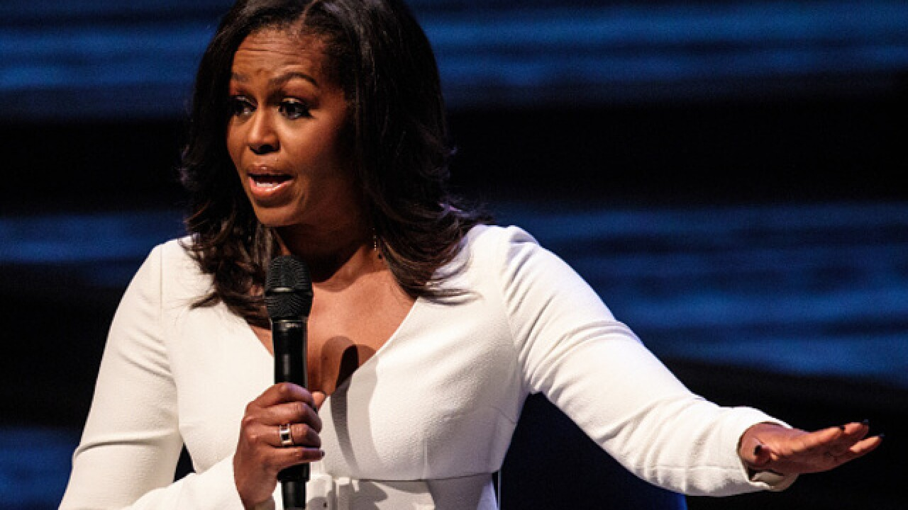 Michelle Obama is bringing her book tour to Cleveland in 2019