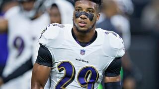 Baltimore Ravens cornerback arrested in Alabama for theft