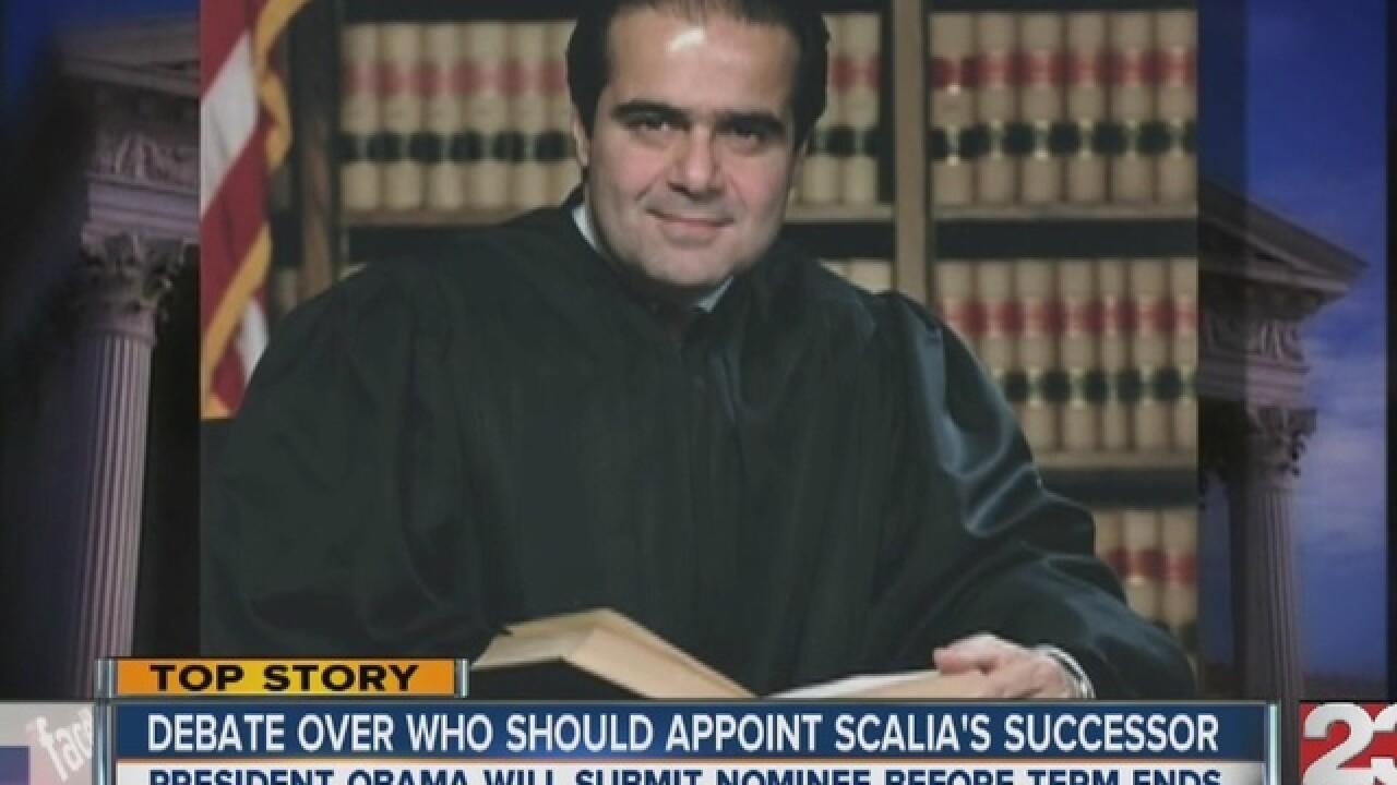 Scalia's passing creates social media firestorm