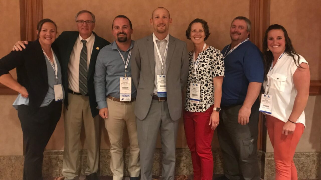 Montana Western athletic trainer Kaleb Birney wins National Distinction Award