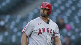 Angels Mariners Baseball