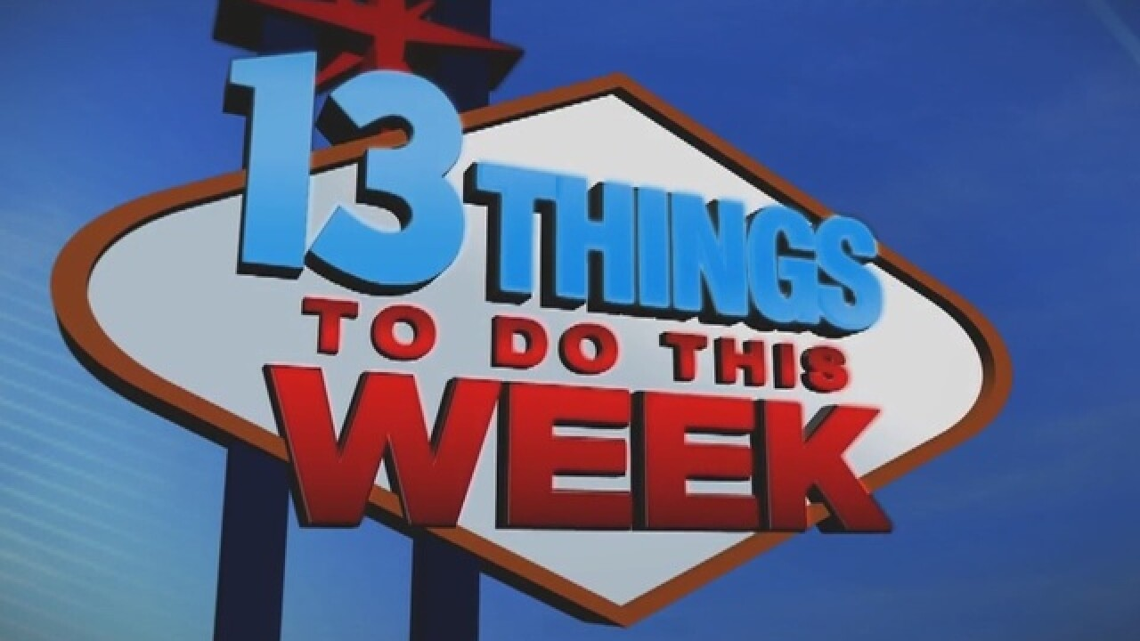 13 Things To Do This Week For March 4-10