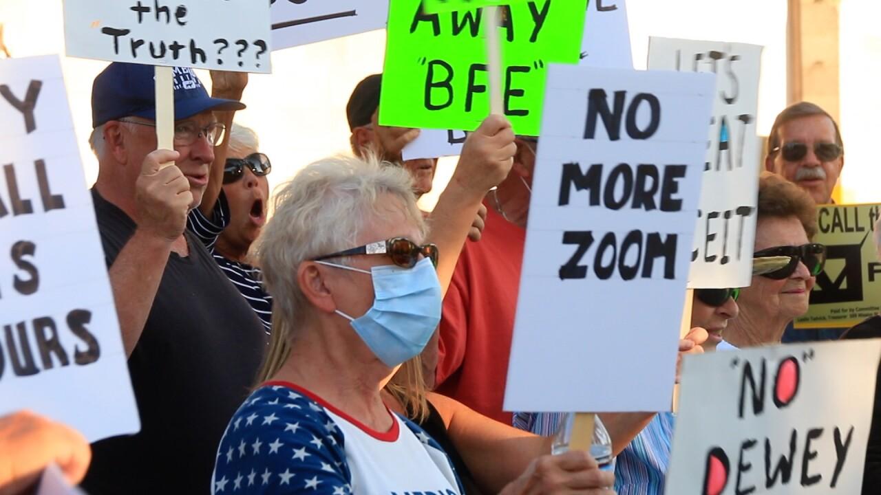 Stevi Zoom protest.jpg