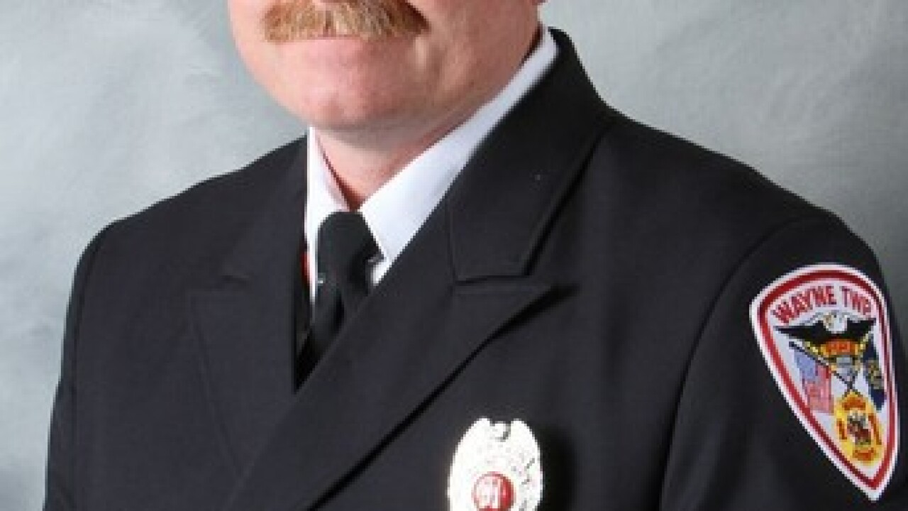 Trustee elect picks new fire chief for Wayne Township