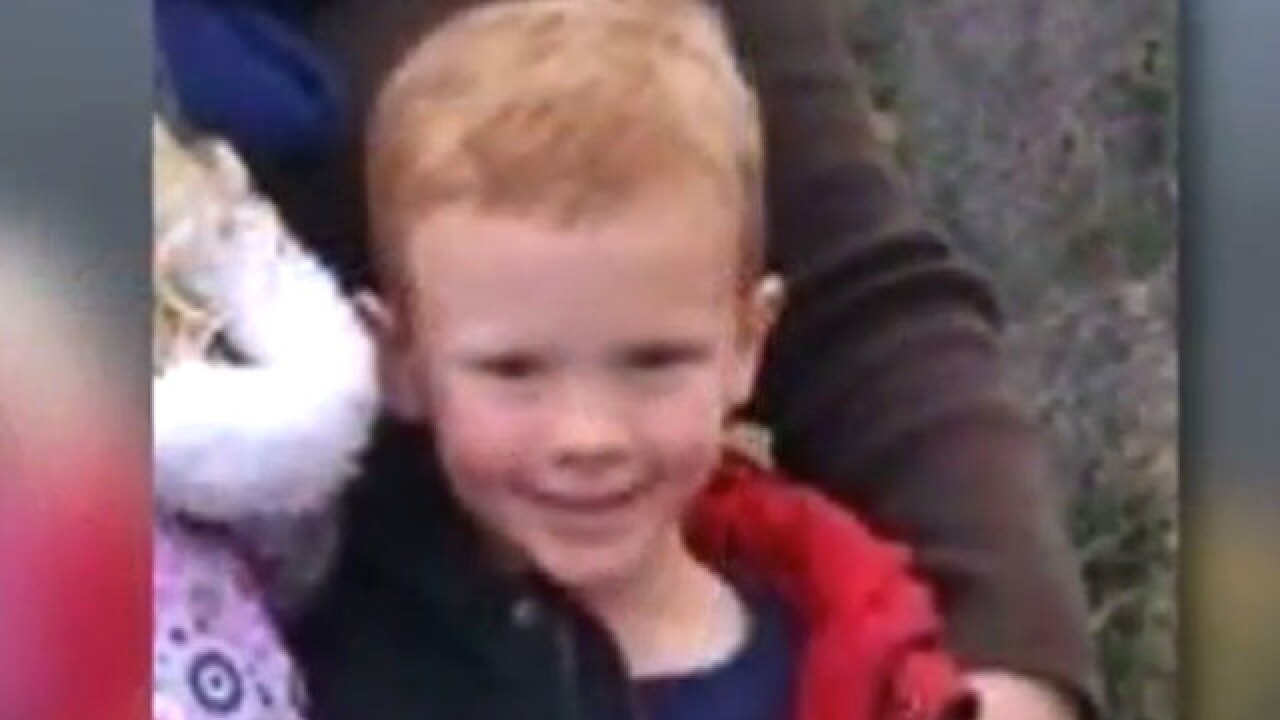 Child killed by float in Colorado Labor Day parade