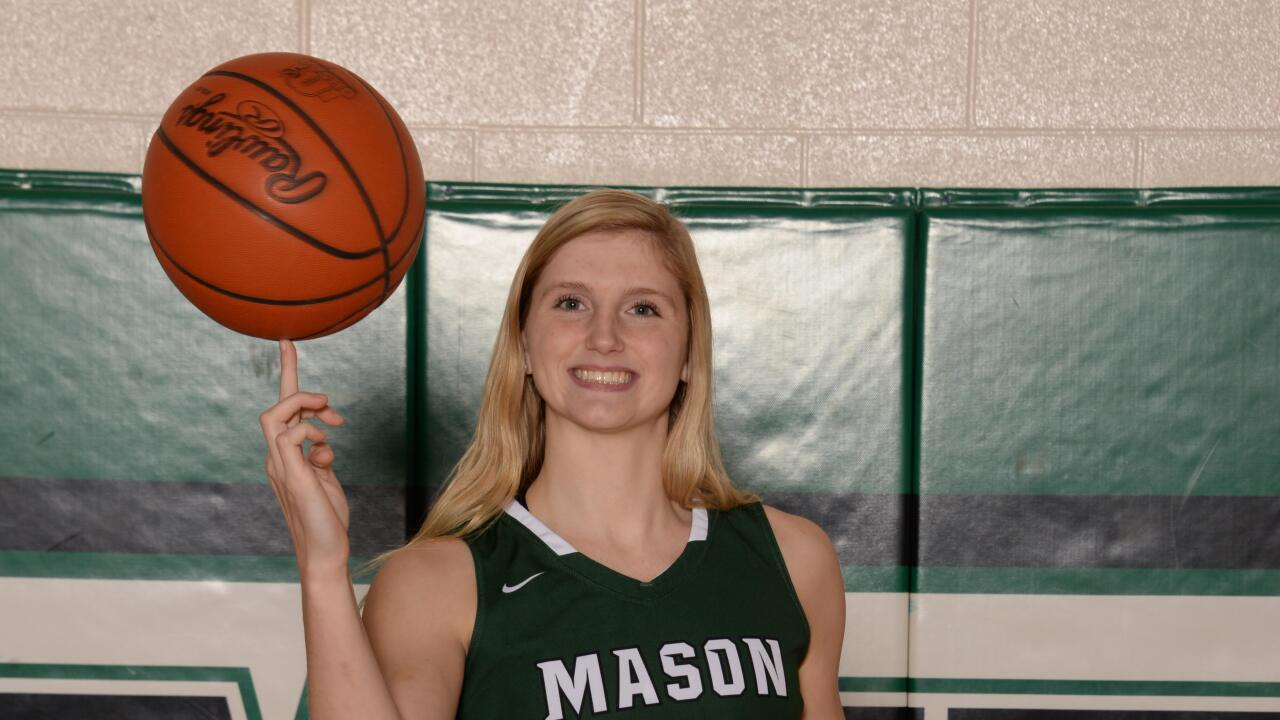 2deda935a499 The Mason basketball player is the first from the school to be named a McDonald s  All-American.