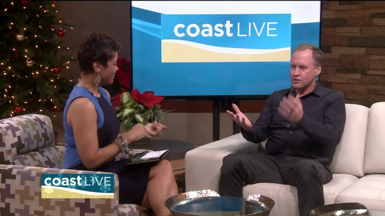 Advice for coping with the stress of the holiday season on Coast Live