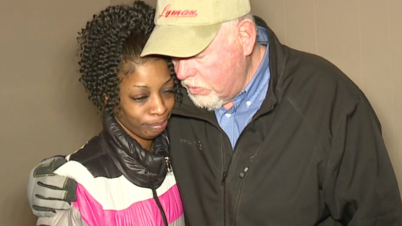 CLE family has Christmas stolen from their new rental home