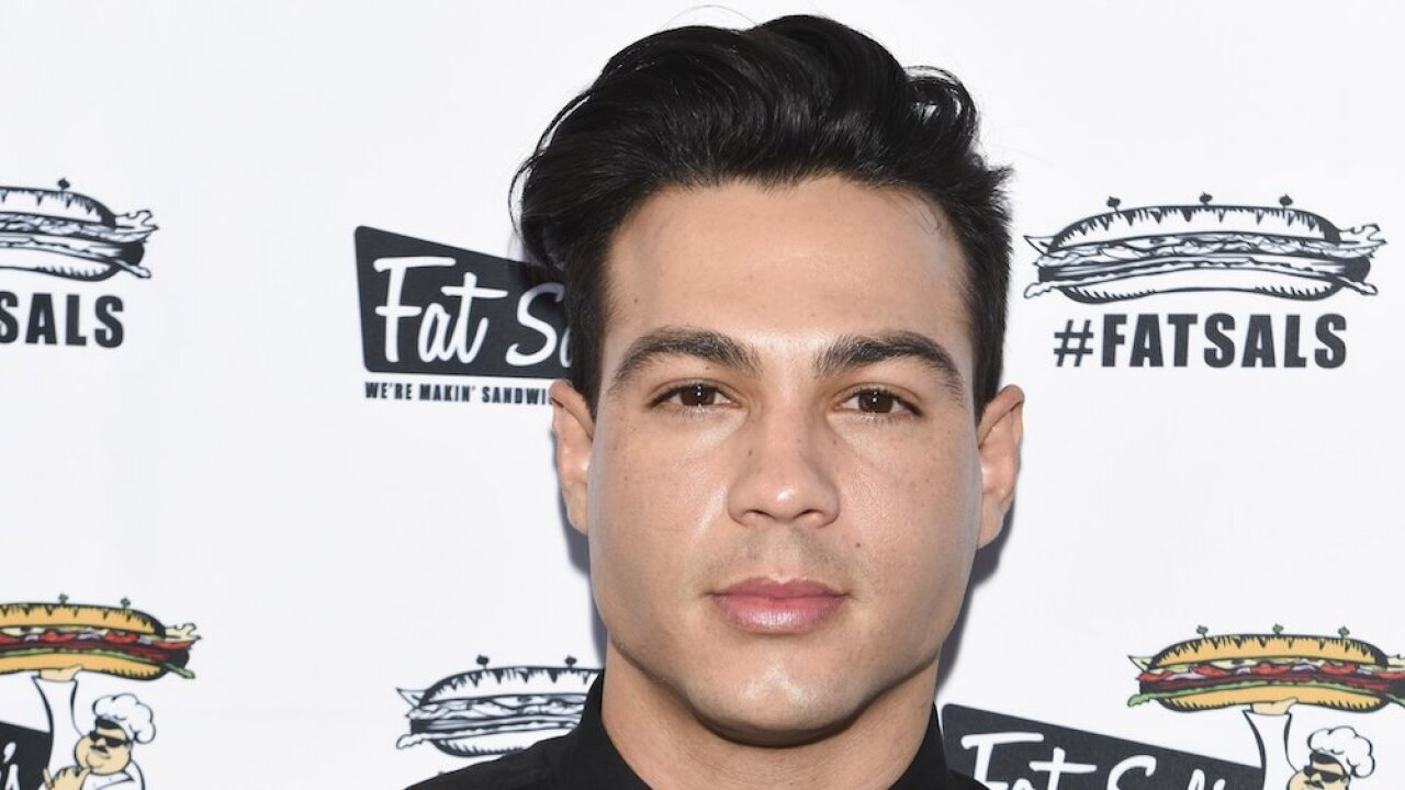 Social media star Ray Diaz arrested for alleged sexual assault