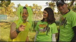 A Better You: Glow Run with the Eatons