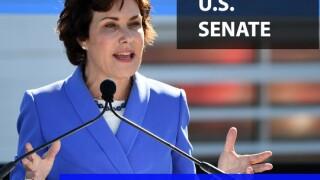 Democrat Jacky Rosen declared winner in race for Senate seat