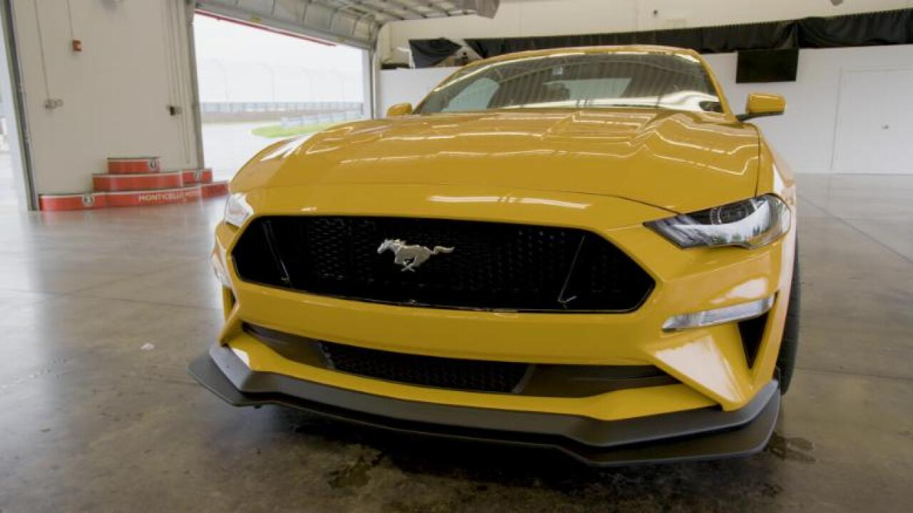 Why Ford dropped cars but kept the Mustang
