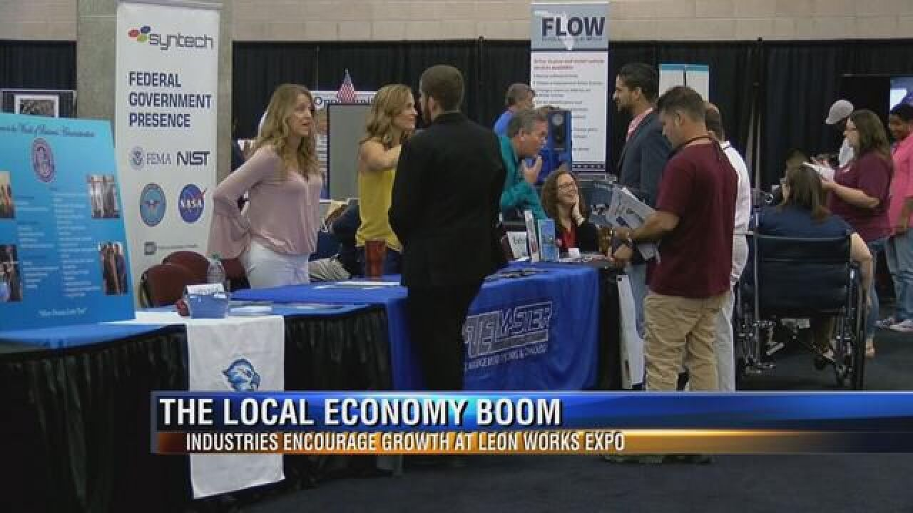 Healthcare and technology sectors grow in Leon County