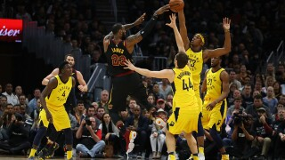 Pacers fall to the Cavs in Game 7 of the NBA Playoffs 105-101