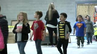 Bryant Elementary students get first look at new school