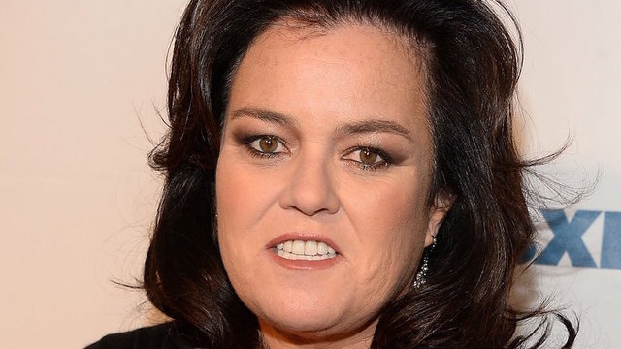 Rosie O'Donnell announces engagement
