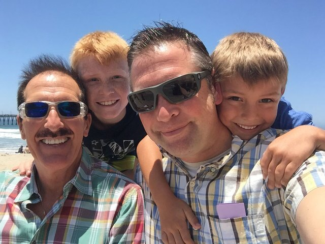 Happy Father's Day from the 10News team!