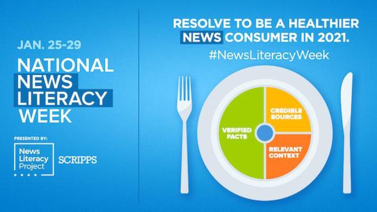 National News Literacy Week