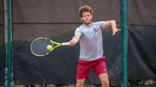 Seminole Men's Tennis Sweeps Tennessee Tech