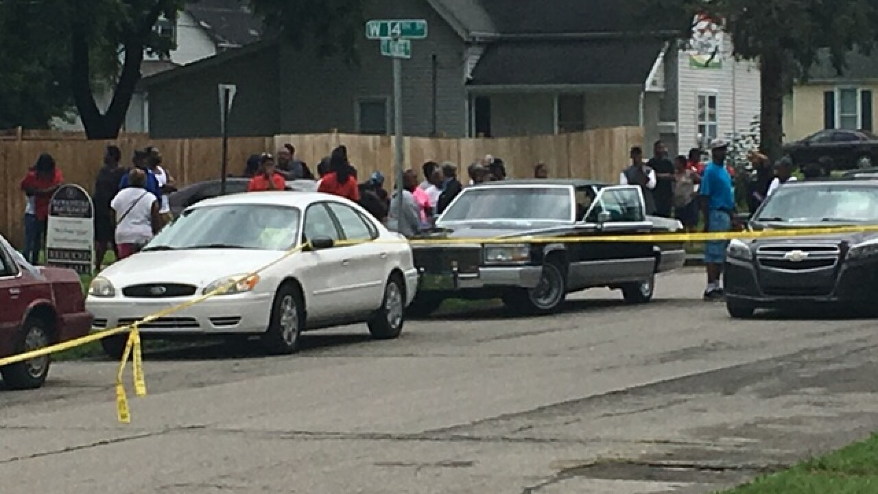 Person shot and killed in Anderson
