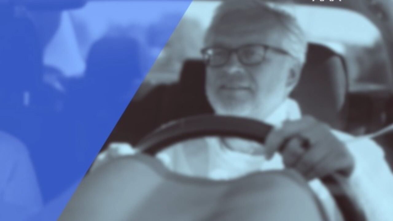 AAA: Talk to senior family members early about when to stop driving
