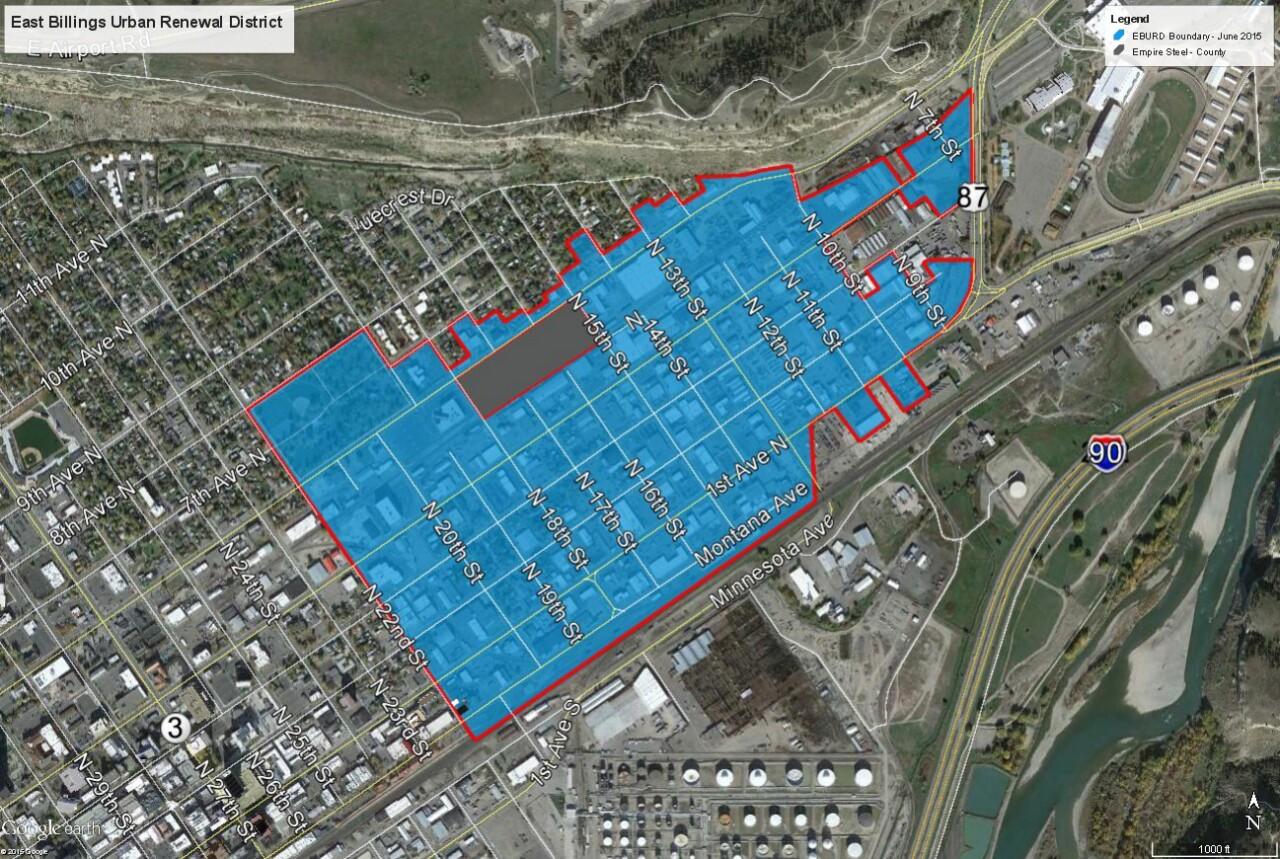 East Billings Industrial Revitalization District BIRD EBIRD.jpg