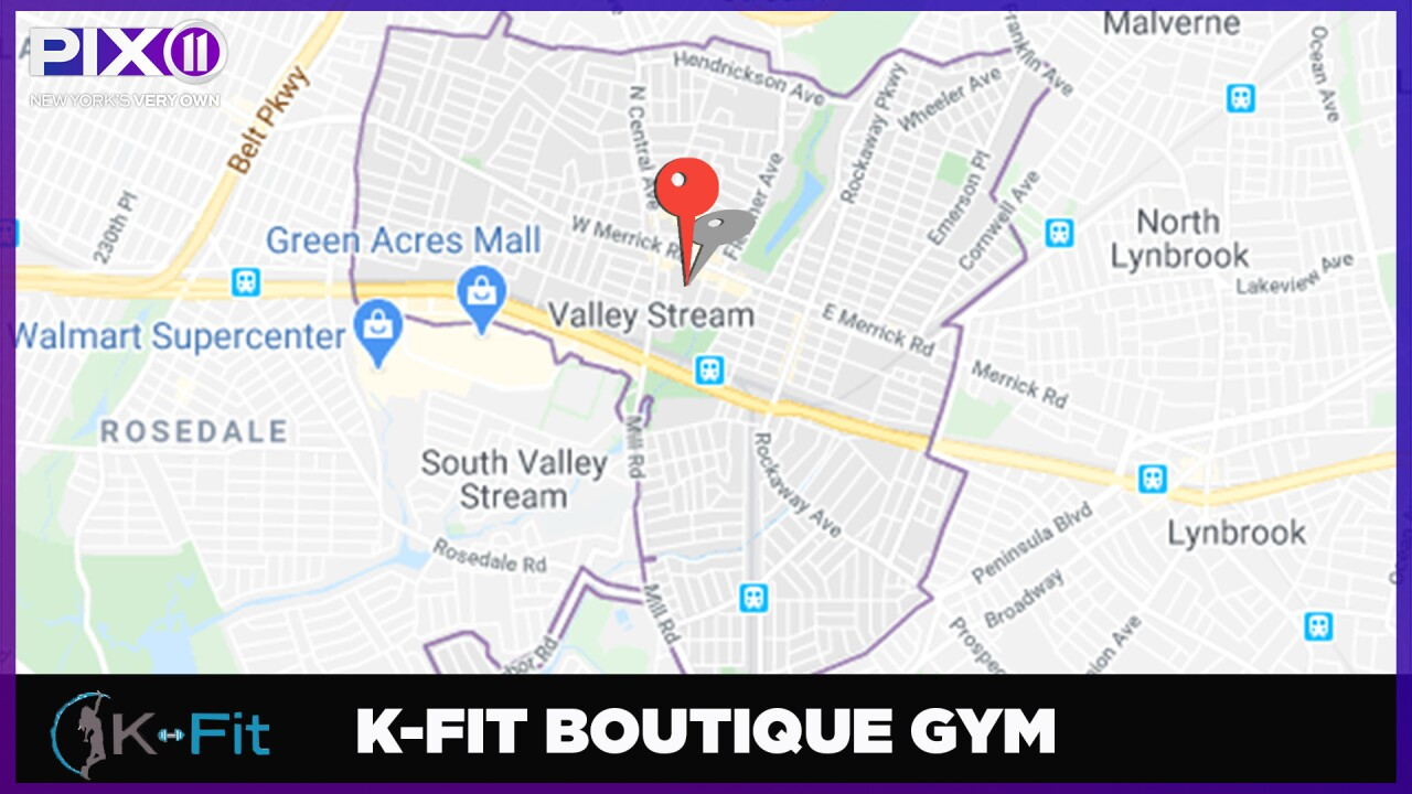 K-Fit location