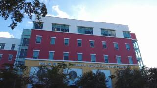 Palm Beach County Health Department building