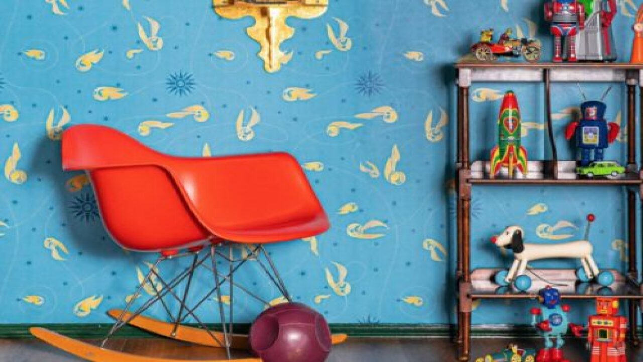 You Can Now Buy Harry Potter-inspired Wallpaper