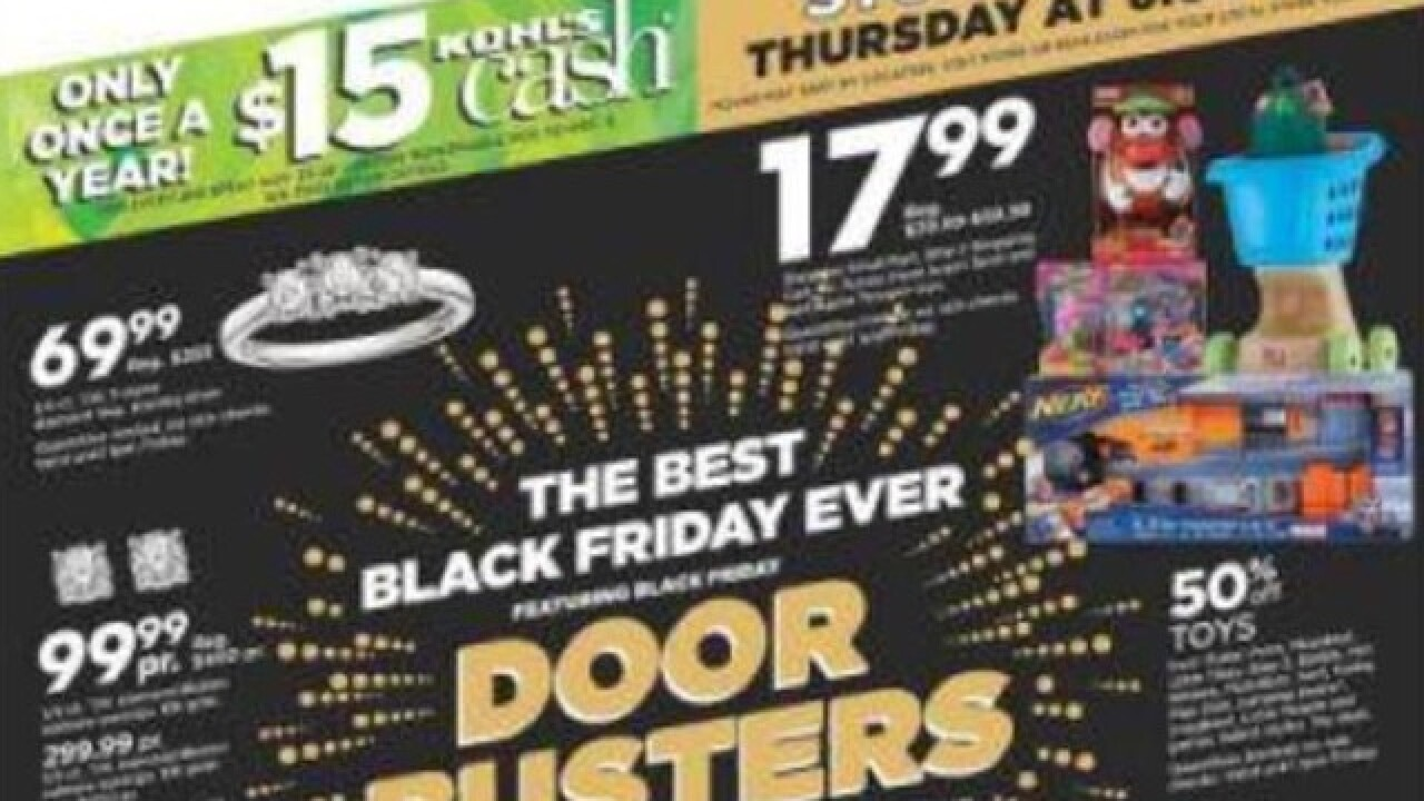 c2f47024fdf Kohl's Black Friday ad is out