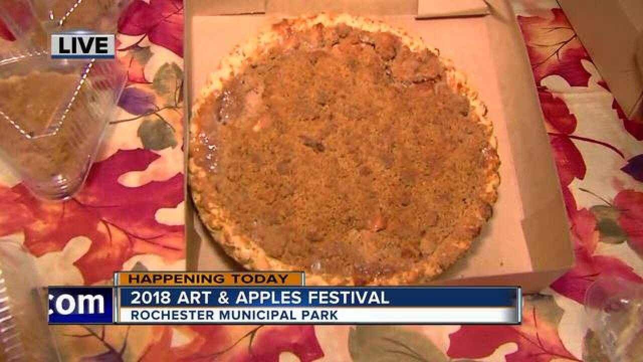 2018 Art & Apples Festival