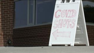Virginia Beach City Public Schools COVID-19 vaccination clinic (August 2), vaccine vaccination, COVID-19 vaccine, COVID-19 shot