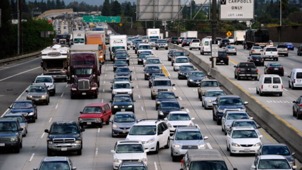Worst days to drive in the holiday travel rush