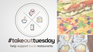 #TakeoutTuesday is a day to remember our local eateries