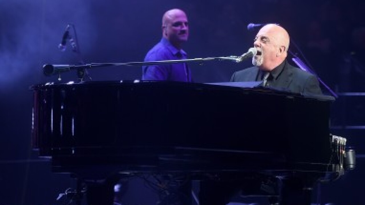 Billy Joel to perform April 26 in Milwaukee