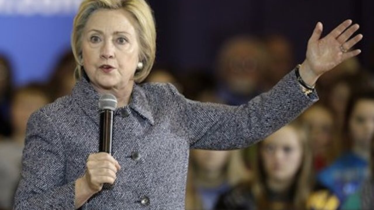 Clinton rips into Sanders as race tightens