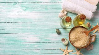 Pixabay stock photo - skincare spa