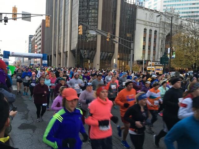 PHOTOS: 11th annual Monumental Marathon
