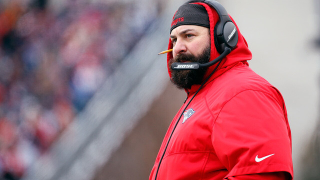 "Report: Patriots ""bracing for Matt Patricia to leave,"" join Lions"