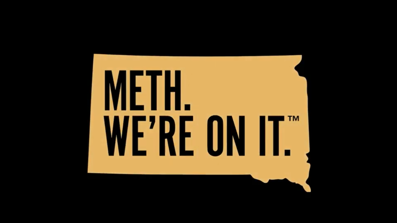 South Dakota's campaign against meth addiction is grabbing attention