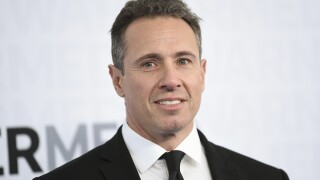 CNN anchor Chris Cuomo diagnosed with COVID-19